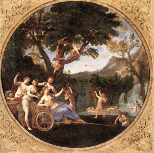 Spring, 1616-1617 by Francesco Albani