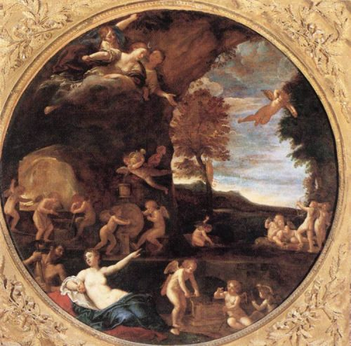 Summer, 1616-1617 by Francesco Albani
