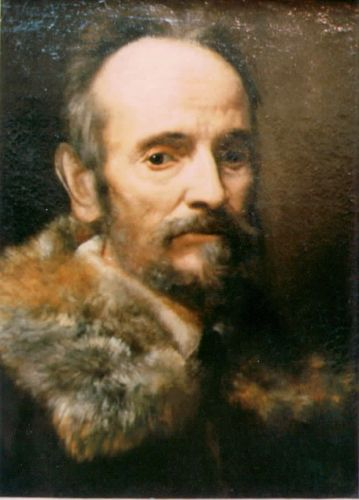 Portrait of a Man (Bernardo Davanzati Bostichi) by Cristofano Allori