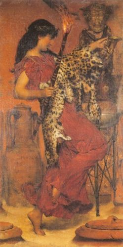 Autumn, 1877 by Lawrence Alma-Tadema