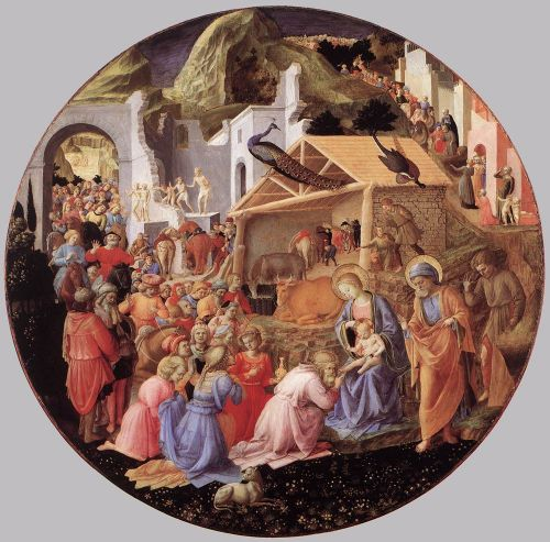 The Adoration of the Magi by Frà Angelico
