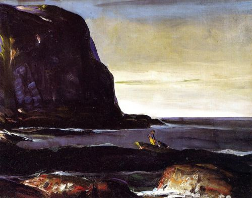 Evening Swell, 1911 by George Bellows