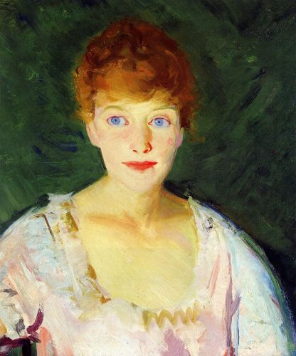 Lucie, 1915 by George Bellows