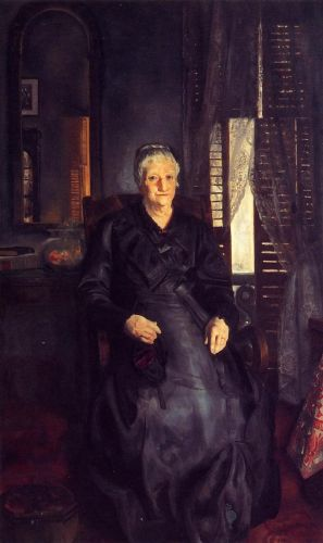 My Mother, 1921 by George Bellows