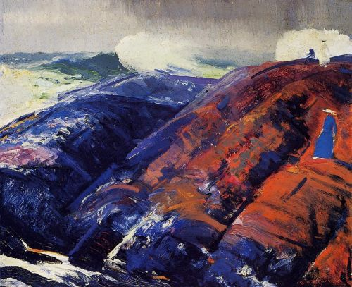Summer Surf, 1914 by George Bellows