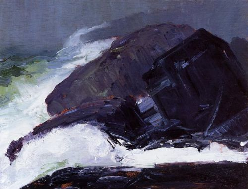 Tang of the Sea, 1913 by George Bellows