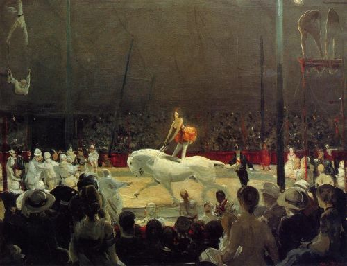 The Circus, 1912 by George Bellows
