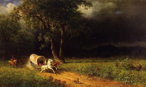 The Ambush, 1876 by Albert Bierstadt