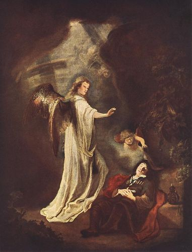 Jacob's Dream by Ferdinand Bol