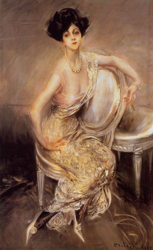 Portrait of Rita de Acosta Lydig by Giovanni Boldini