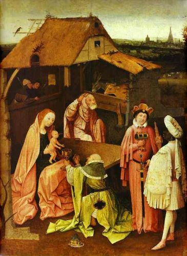 Epiphany by Hieronymus Bosch