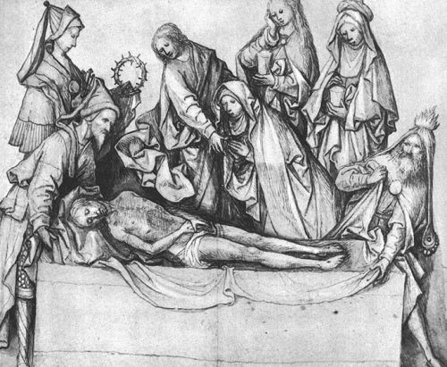 The Entombment by Hieronymus Bosch