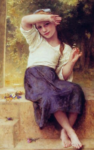 Marguerite by William-Adolphe Bouguereau