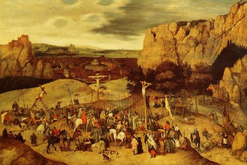 Calvary by Pieter the Younger Bruegel