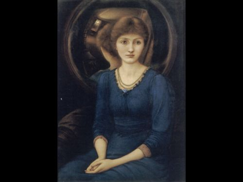 Margaret Burne Jones by Edward Coley Burne-Jones
