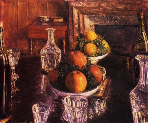 Still Life by Gustave Caillebotte