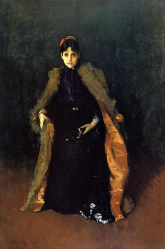 Alice Gerson Chase by William Merritt Chase