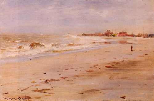 Coastal View by William Merritt Chase