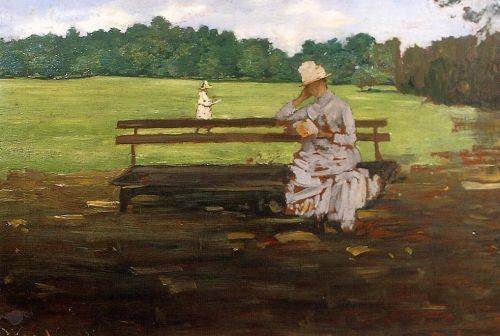 Prospect Park, Brooklyn by William Merritt Chase
