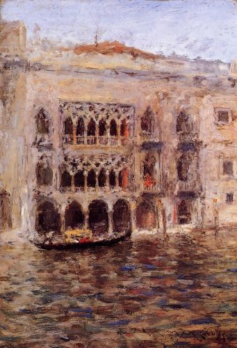 Venice by William Merritt Chase