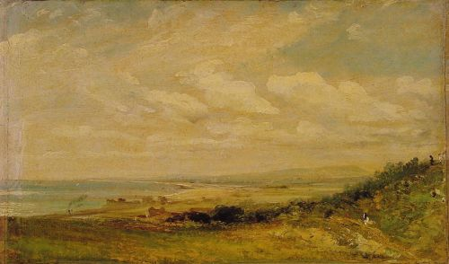 Shoreham Bay by John Constable