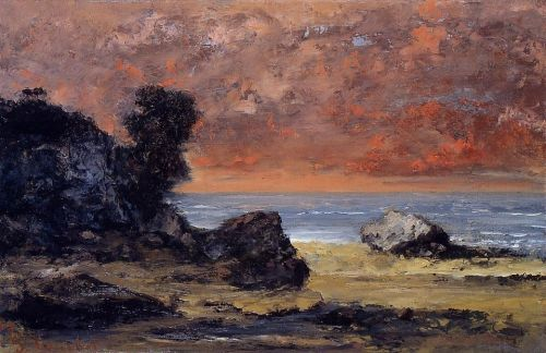 After the Storm by Gustave Courbet