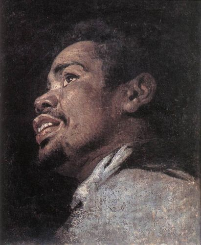 Head Study of a Young Moor by Gaspard de Crayer