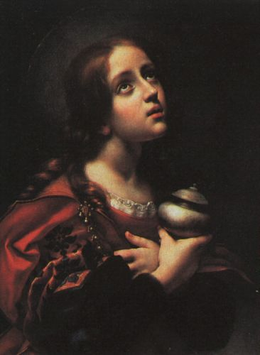 Magdalene by Carlo Dolci