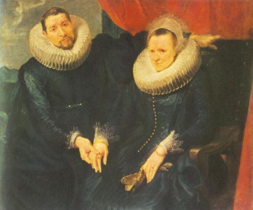 Portrait of a Married Couple by Anthony van Dyck