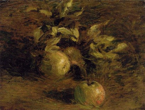 Apples by Henri Fantin-Latour