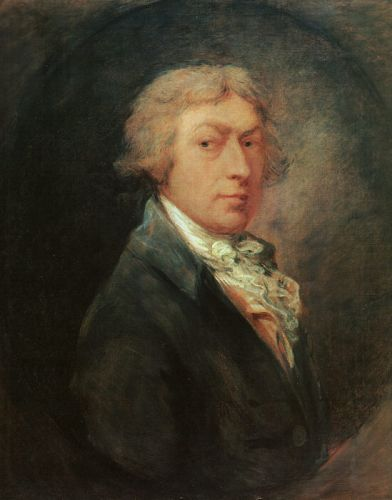 Self-Portrait by Thomas Gainsborough