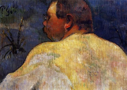 Captain Jacob, 1888 by Paul Gauguin