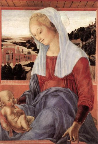 Madonna and Child by Francesco di Giorgio Martini