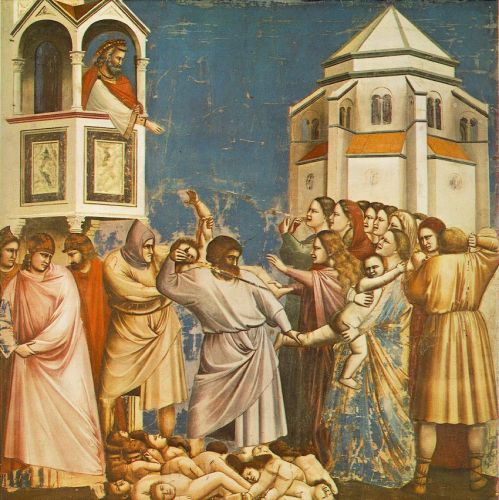 Life of Christ by Giotto