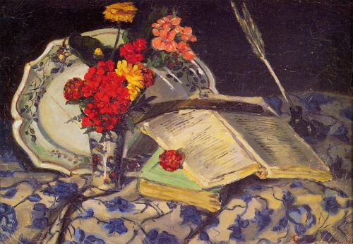 Still Life by Armand Guillaumin