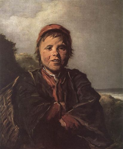 Fisher Boy by Frans Hals