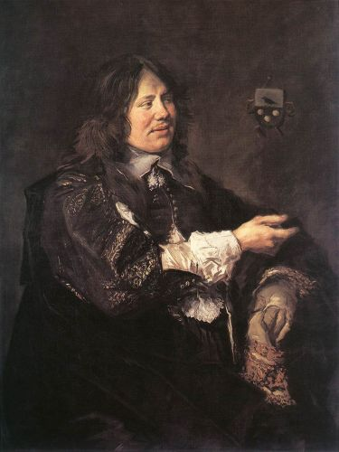 Stephanus Geraerdts by Frans Hals