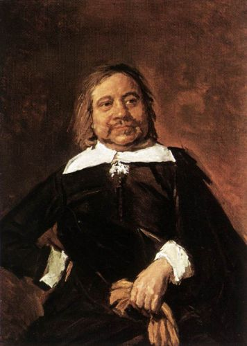 Willem Croes by Frans Hals