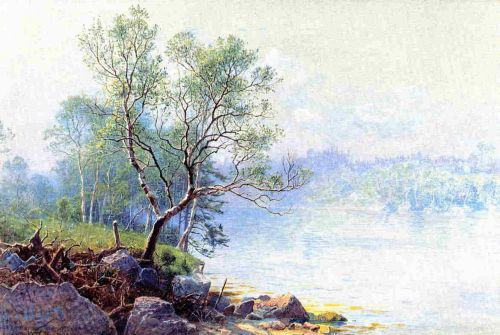 North East Harbor, Maine by William Stanley Haseltine