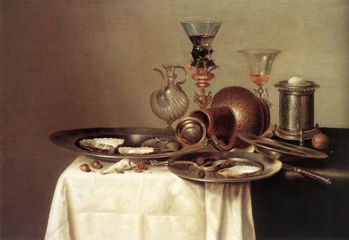 Still-Life by Willem Claeszoon Heda