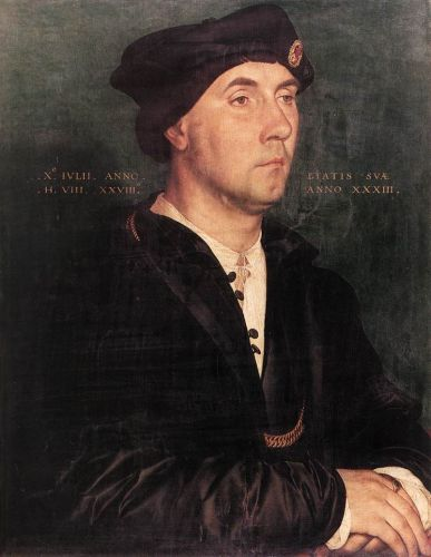 Sir Richard Southwell by Hans Il Giovane Holbein