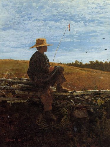 On Guard by Winslow Homer