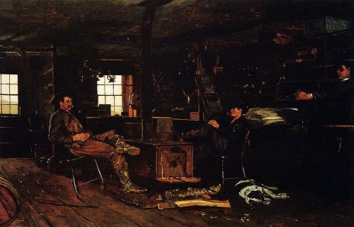 The Country Store by Winslow Homer