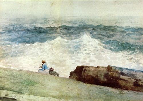 The Northeaster by Winslow Homer