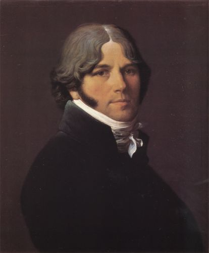 Jean-Marie-Joseph Ingres by Jean Auguste Dominique Ingres