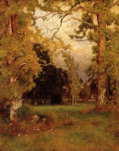 Late Afternoon by George Innes
