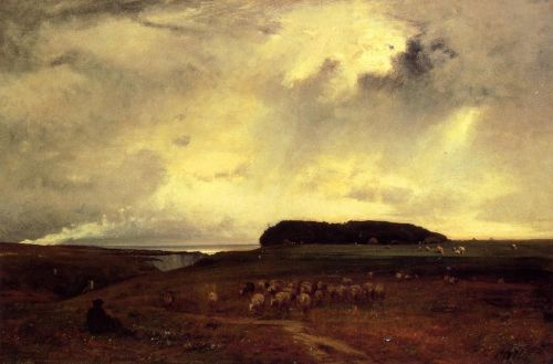 The Storm by George Innes