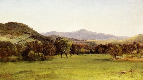 Late Summer by John Frederick Kensett