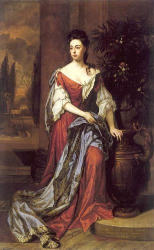 Dorothy Mason, Lady Brownlove by Godfrey Kneller