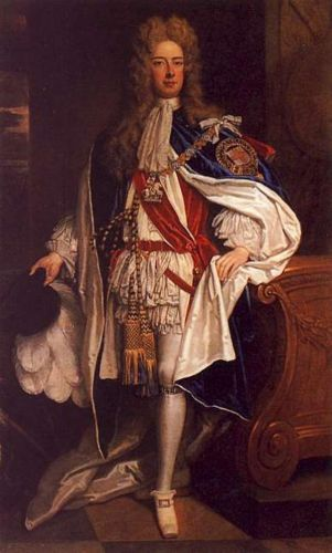 John, 1st Duke of Marlborough by Godfrey Kneller